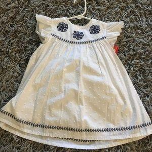 💫🌟 NWT Hanna Anderson sz 80 (12 month) dress